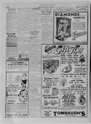 The Daily Clintonian from Clinton, Indiana on December 20, 1944 · Page 2