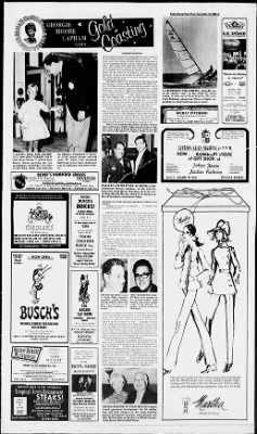 The Palm Beach Post from West Palm Beach, Florida on November 13, 1968 · Page 5