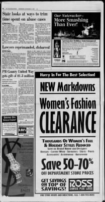 The Palm Beach Post from West Palm Beach, Florida on December 3, 1997 · Page 38