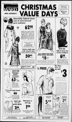 The Palm Beach Post from West Palm Beach, Florida on November 14, 1968 · Page 38