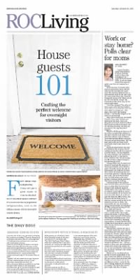 Democrat and Chronicle from Rochester, New York on October 24, 2015 · Page C1