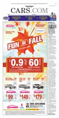 Democrat and Chronicle from Rochester, New York on October 24, 2015 · Page F1