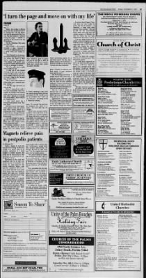 The Palm Beach Post from West Palm Beach, Florida on December 5, 1997 · Page 72