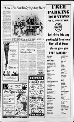 The Palm Beach Post from West Palm Beach, Florida on November 21, 1968 · Page 69