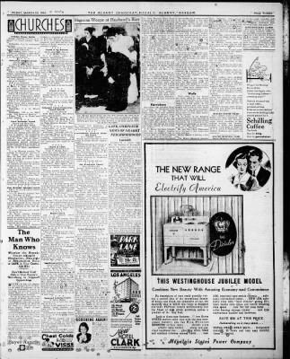 Albany Democrat-Herald from Albany, Oregon on March 20, 1936 · Page 3