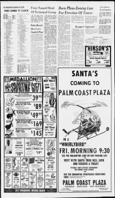 The Palm Beach Post from West Palm Beach, Florida on November 28, 1968 · Page 44
