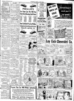 The Courier News from Blytheville, Arkansas on November 18, 1944 · Page 5