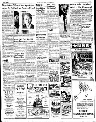 The Courier News from Blytheville, Arkansas on August 11, 1951 · Page 8