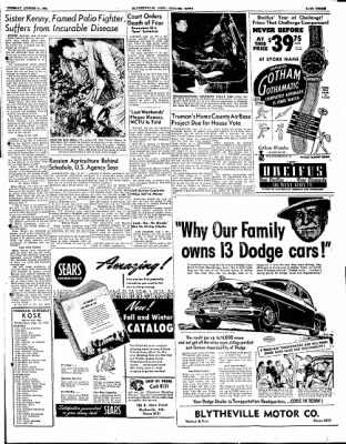 The Courier News from Blytheville, Arkansas on August 14, 1951 · Page 3