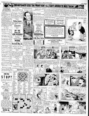 The Courier News from Blytheville, Arkansas on July 29, 1939 · Page 7