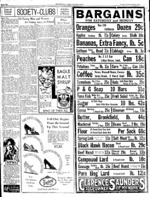 The Courier News from Blytheville, Arkansas on September 12, 1930 · Page 2