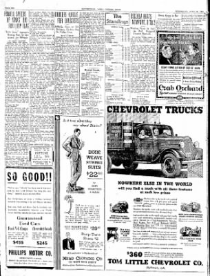The Courier News from Blytheville, Arkansas on June 24, 1936 · Page 6
