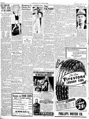 The Courier News from Blytheville, Arkansas on April 13, 1938 · Page 6