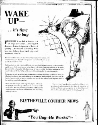 The Courier News from Blytheville, Arkansas on January 9, 1931 · Page 6