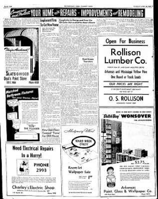 The Courier News from Blytheville, Arkansas on April 26, 1949 · Page 10
