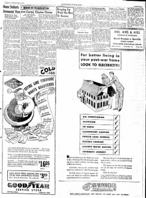 The Courier News from Blytheville, Arkansas on December 12, 1944 · Page 3