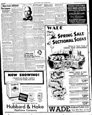 The Courier News from Blytheville, Arkansas on April 27, 1949 · Page 6