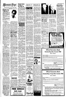 The Pioneer from Bemidji, Minnesota on January 10, 1969 · Page 3