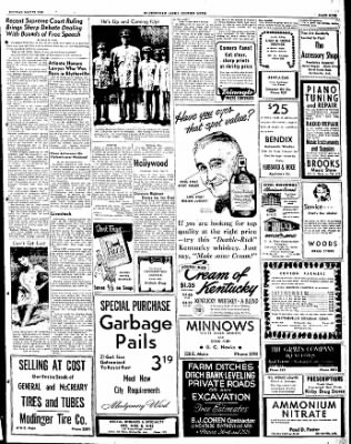 The Courier News from Blytheville, Arkansas on May 23, 1949 · Page 9