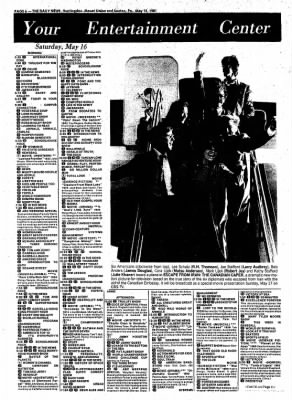 The Daily News from Huntingdon, Pennsylvania on May 15, 1981 · Page 24