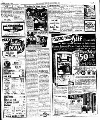 The Marysville Tribune from Marysville, Ohio on October 16, 1941 · Page 5