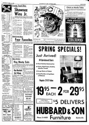 The Courier News from Blytheville, Arkansas on April 16, 1959 · Page 9