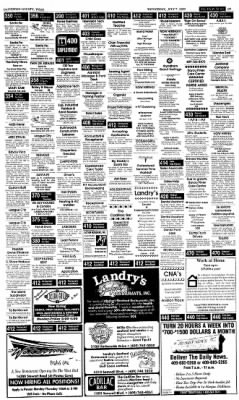 The Galveston Daily News from Galveston, Texas on July 7, 1999 · Page 33
