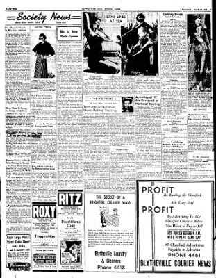 The Courier News from Blytheville, Arkansas on June 18, 1949 · Page 2