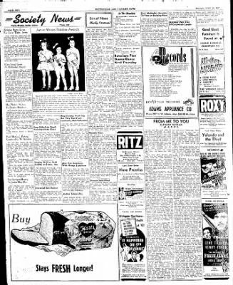 The Courier News from Blytheville, Arkansas on June 20, 1947 · Page 2