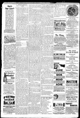 Logansport Pharos-Tribune from Logansport, Indiana on January 18, 1891 · Page 7