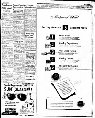 The Courier News from Blytheville, Arkansas on July 7, 1947 · Page 3