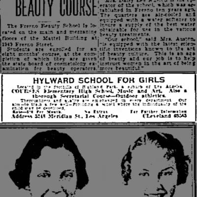 Hylward School for Girls