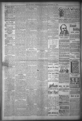 San Francisco Chronicle from San Francisco, California on September 23, 1893 · Page 6