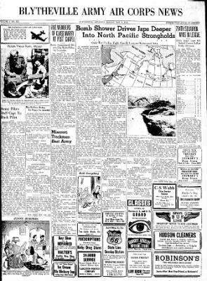 The Courier News from Blytheville, Arkansas on May 3, 1943 · Page 3