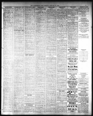 The Washington Post from Washington, District of Columbia on January 25, 1909 · Page 11