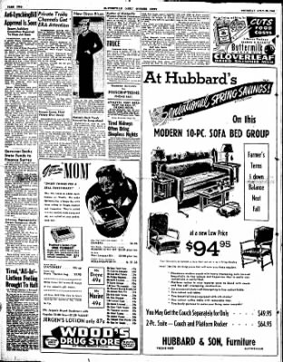 The Courier News from Blytheville, Arkansas on April 29, 1948 · Page 2