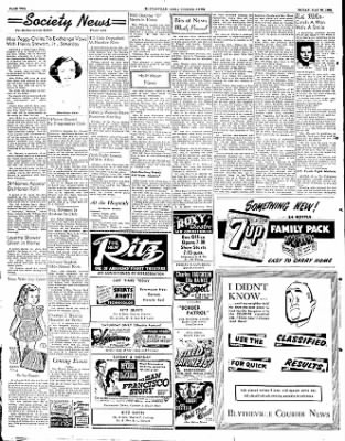 The Courier News from Blytheville, Arkansas on May 30, 1952 · Page 2