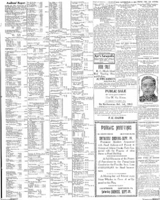 The Gettysburg Times from Gettysburg, Pennsylvania on September 25, 1913 · Page 3
