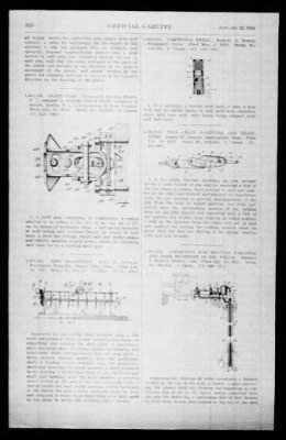 Official Gazette of the United States Patent Office from Washington, District of Columbia on January 22, 1924 · Page 125