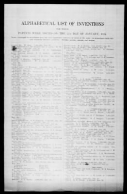 Official Gazette of the United States Patent Office from Washington, District of Columbia on January 22, 1924 · Page 175