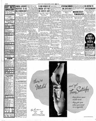 The Mason City Globe-Gazette from Mason City, Iowa on March 2, 1936 · Page 8