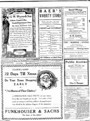 The Gettysburg Times from Gettysburg, Pennsylvania on December 4, 1913 · Page 2