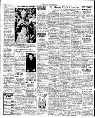 The Mason City Globe-Gazette from Mason City, Iowa on March 4, 1939 · Page 2