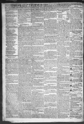 The Evening Post from New York, New York on March 5, 1818 · Page 2
