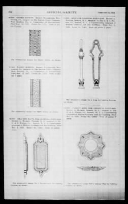 Official Gazette of the United States Patent Office from Washington, District of Columbia on February 12, 1924 · Page 89