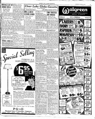 The Mason City Globe-Gazette from Mason City, Iowa on March 9, 1939 · Page 11