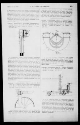 Official Gazette of the United States Patent Office from Washington, District of Columbia on February 12, 1924 · Page 196