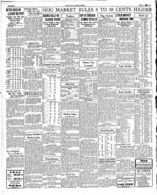 The Mason City Globe-Gazette from Mason City, Iowa on April 13, 1934 · Page 14