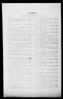 Official Gazette of the United States Patent Office from Washington, District of Columbia on February 19, 1924 · Page 69