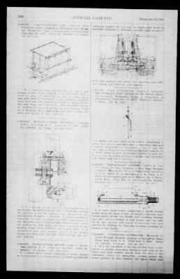 Official Gazette of the United States Patent Office from Washington, District of Columbia on February 19, 1924 · Page 88